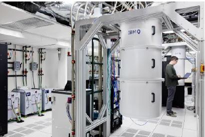 IBM 量子コンピューター
