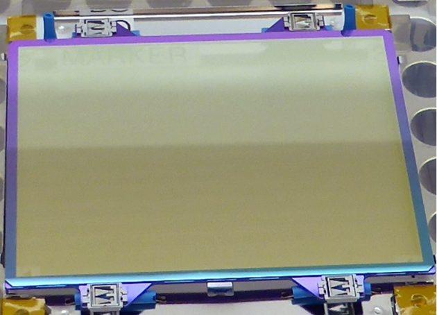 「EUVペリクル」。岩国大竹工場で商業生産を開始した
