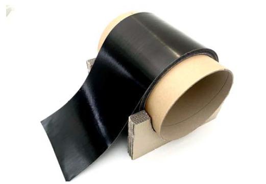 新型炭素繊維強化プリプレグシート
