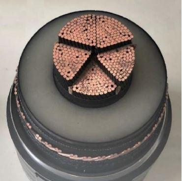 ENEOS 超⾼圧・⾼圧電線ケーブルの写真