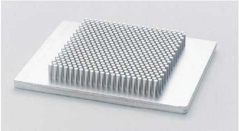 PM向けアルミニウム製冷却器