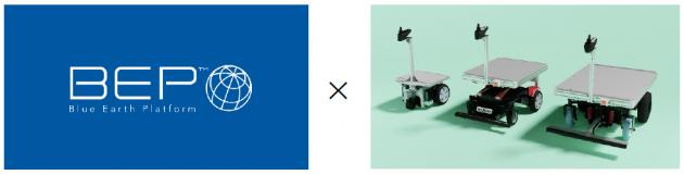 移動ロボットの自動制御・連携