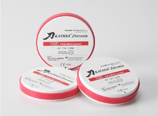 クラレノリタケ 歯科加工用セラミックス、新製品を発売
