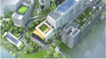 シンガポール工科大学のプンゴル新キャンパス
