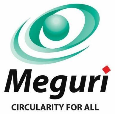 リサイクルプラスチックの新ブランド『Meguri(メグリ)』