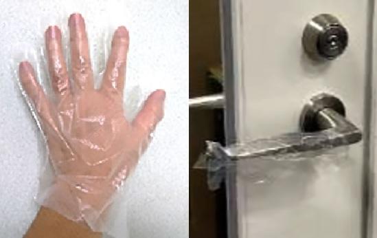 使い切り手袋や粘着加工フィルムへの用途を想定