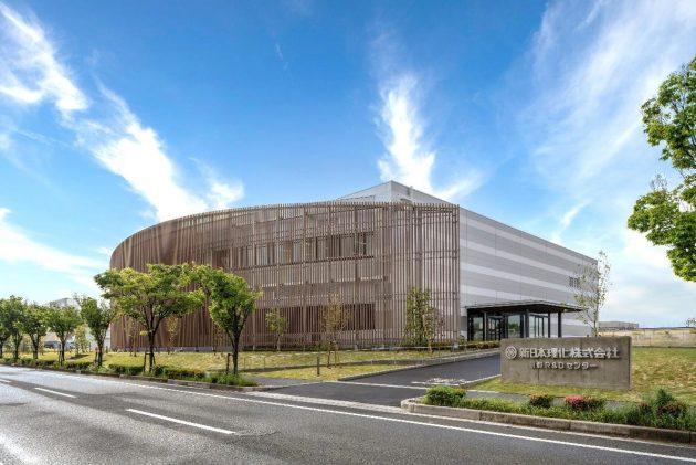 グリーン写真1 「京都R&Dセンター」の外観